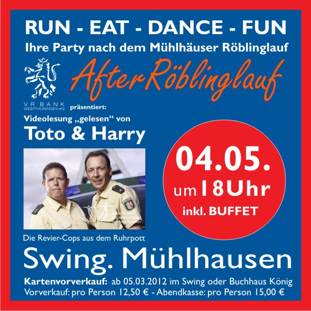 RUN - EAT - DANCE - FUN
